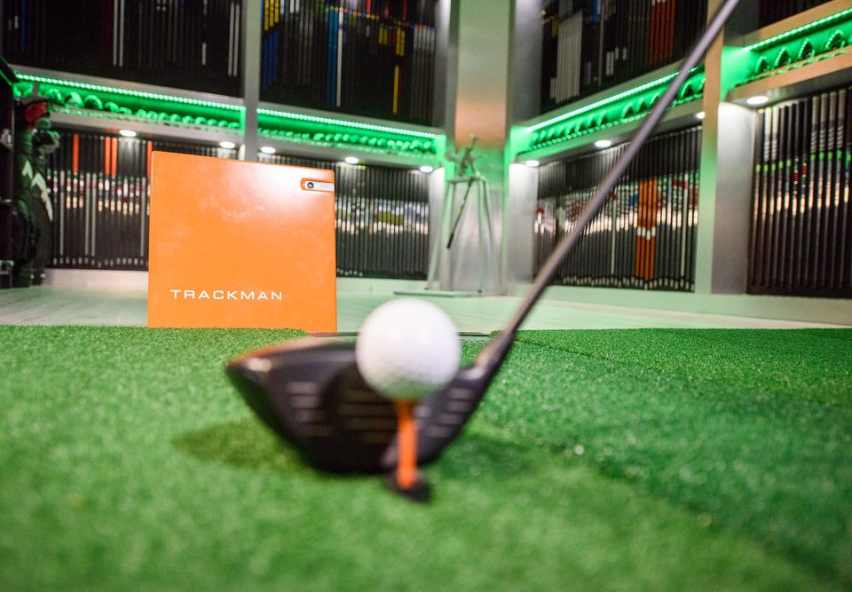 Custom Lab Golf & Trackman